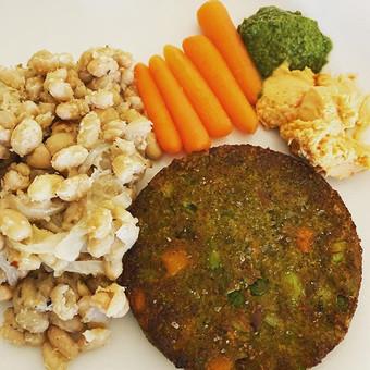 Daniel Fast - Favorite Foods & Veggie Burger Review