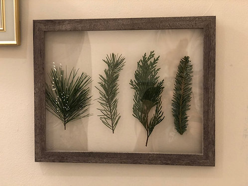 Pine Needle Variations