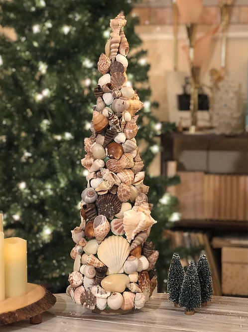 Seashell Table Tree