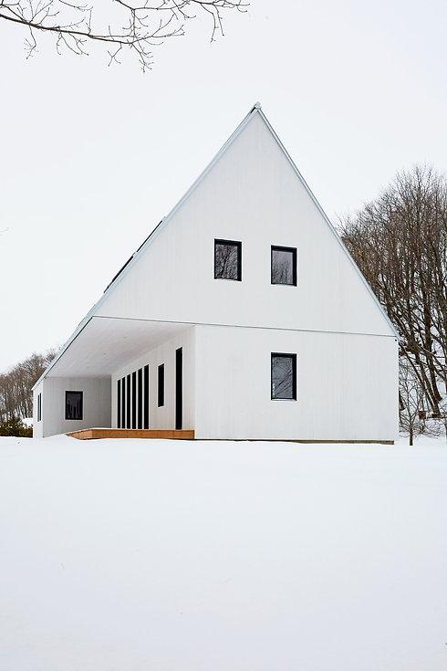 Maison de l'Île - Blouin Orzes Architect