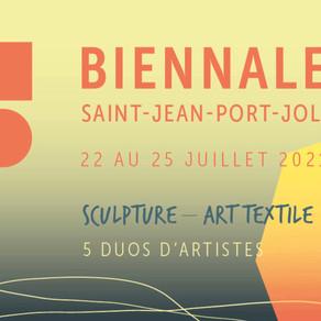 « SCULPTURE + ART TEXTILE» | 7E ÉDITION DE LA BIENNALE DE SAINT-JEAN-PORT-JOLI