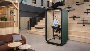 Framery One: une oasis pour les visioconférences