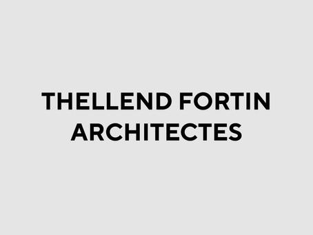 THELLEND FORTIN ARCHITECTES
