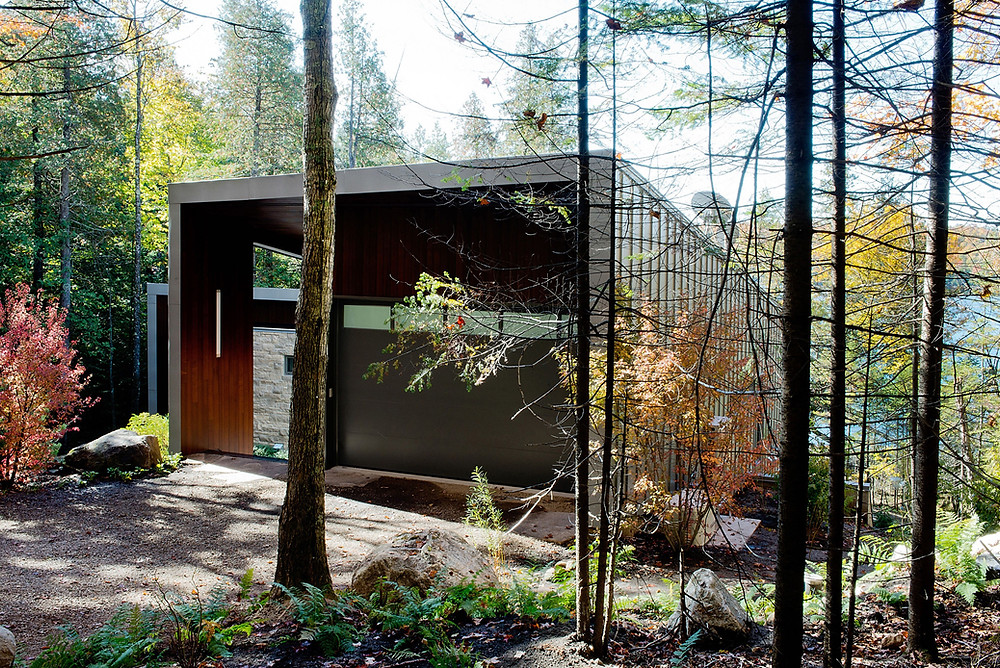 Chalet CEDRUS | Projet - Atelier BOOM TOWN | Photos - Angus McRitchie