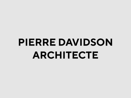 PIERRE DAVIDSON ARCHITECTE