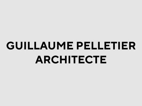 GUILLAUME PELLETIER ARCHITECTE