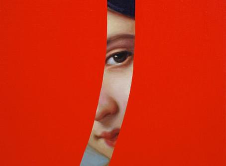 «Fake Abstract»: les femmes cachées de Lino Lago