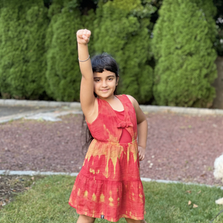 Maahi's Power Dress