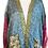 Thumbnail: Summer Silk Road Sari-Kimono