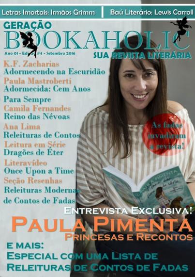 Revista Geração Bookaholic