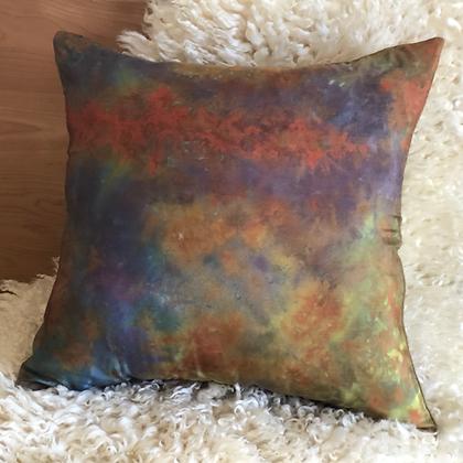 Sleepy Cézanne Silk Charmeuse Pillow