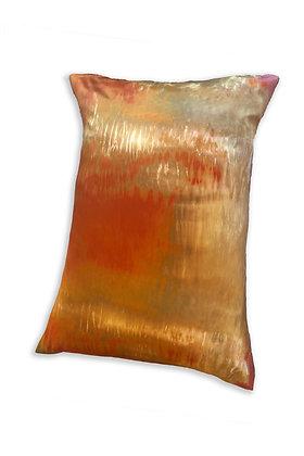 Rose Hips Silk Pillowcase