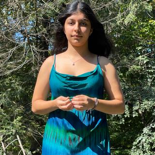 Maya's Column Dress