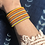 Thumbnail: Multicolor Extra Wide Beaded Cuff