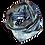 Thumbnail: Moonlit Bay Charmeuse Silk Scarf