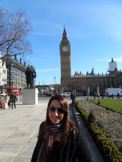 Coluna da Veja - Londres