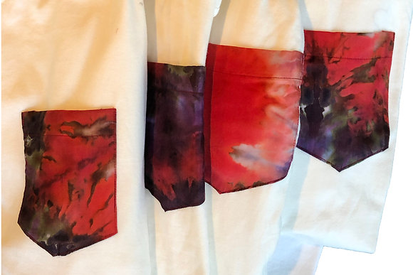 Onward Cool Whip Silk Pocket Long Sleeve