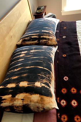 Night Forest Silk Pillowcase