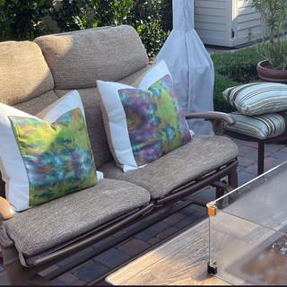 Kerry's Patio Pillows
