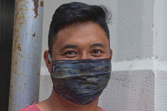 Wabi Sabi Silk Mask