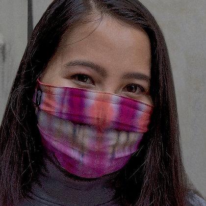 Rosette Nebula Silk Mask
