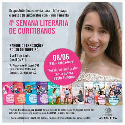 Semana Literária de Curitibanos