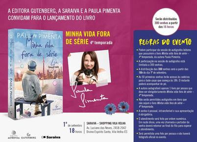 Lançamento de MVFS 4 em Vitória