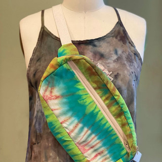 Chuki's Silk Crossbody Bag