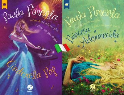 Princesas na Itália