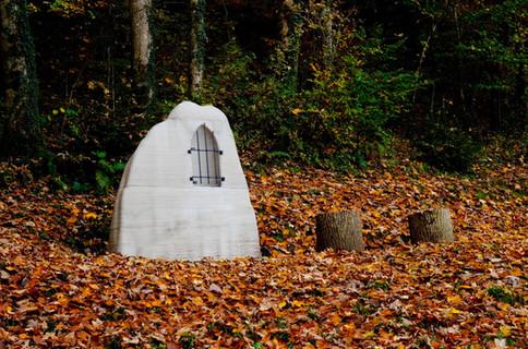 Drachenwand Gedenkstein