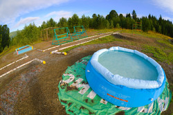 Лето на базе отдыха