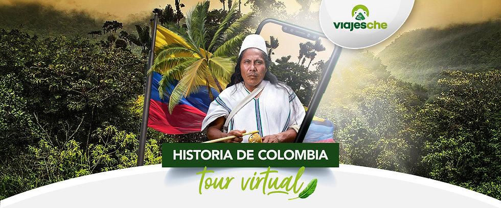 Viajes CHE Tour Virtual Historia de Colo