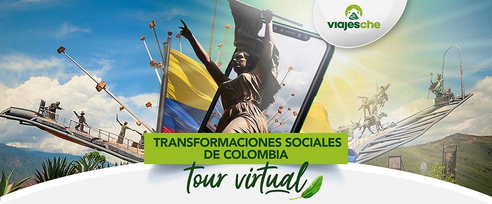 Viajes CHE Tour Virtual transformaciones
