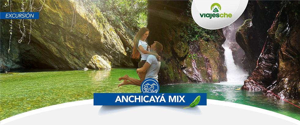 Viajes Che-Anchicayá-Mix-Valle del Cauc