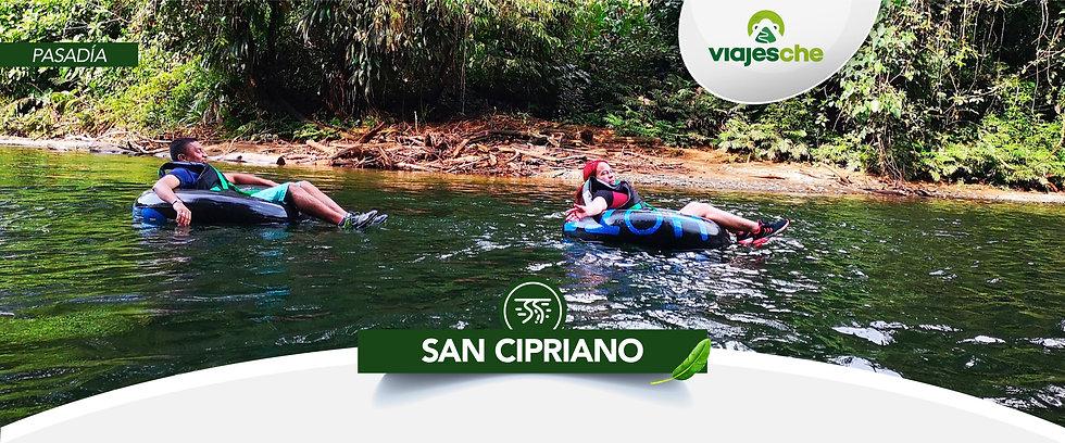 Viajes Che-San-Cipriano-Valle del Cauca.