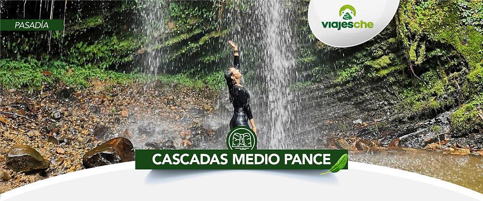 Viajes Che-Cascadas-Medio-Pance-Valle de