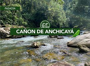 Viajes Che-Cañon-Anchicayá-Vall del Ca