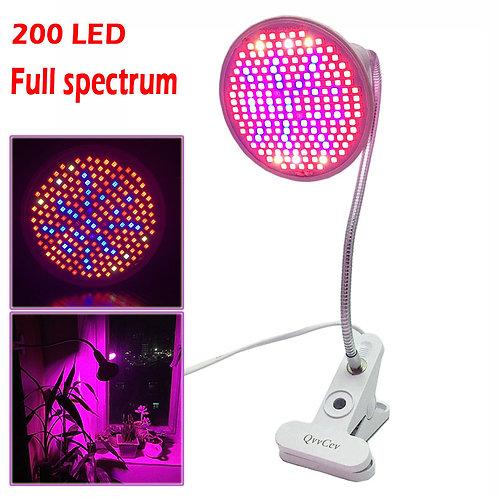 Фитолампа полного спектра 200 LED