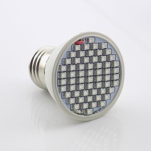 Светодиодная лампочка для фитолампы 60 led