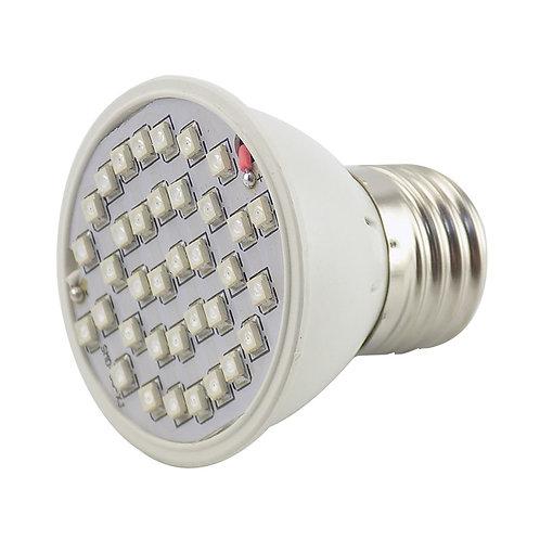 Светодиодная лампочка для фитолампы 36 led