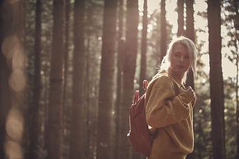 Respirer dans les bois