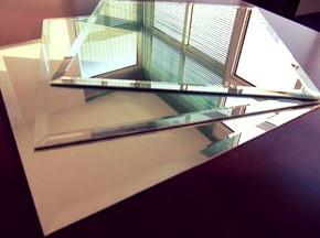 Processed Mirror (Beveled)