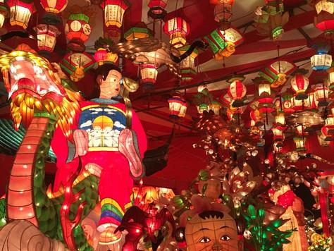 Japan: Nagasaki Lantern Festival