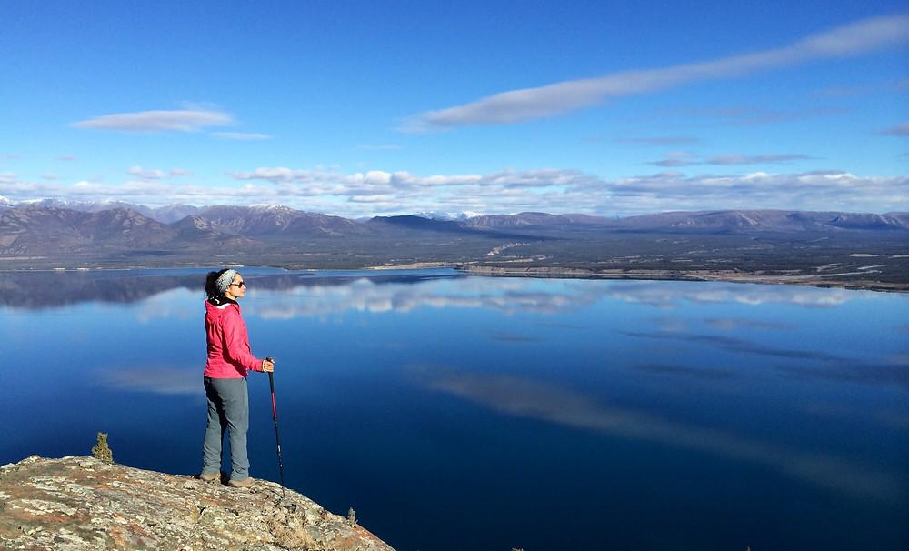 Kluane, Yukon. A journey we thought impossible.