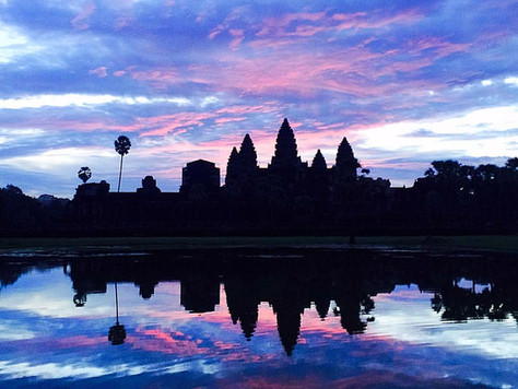 How to Travel from Bangkok to Cambodia (Without Getting Totally Ripped Off)