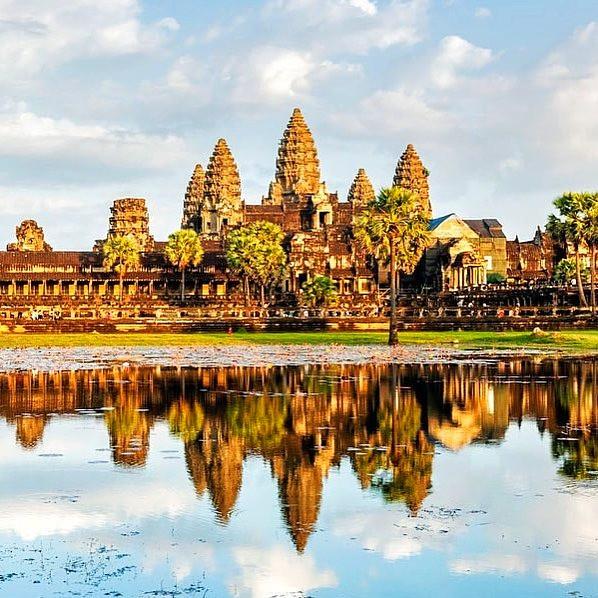 The Incredible Angkor Wat