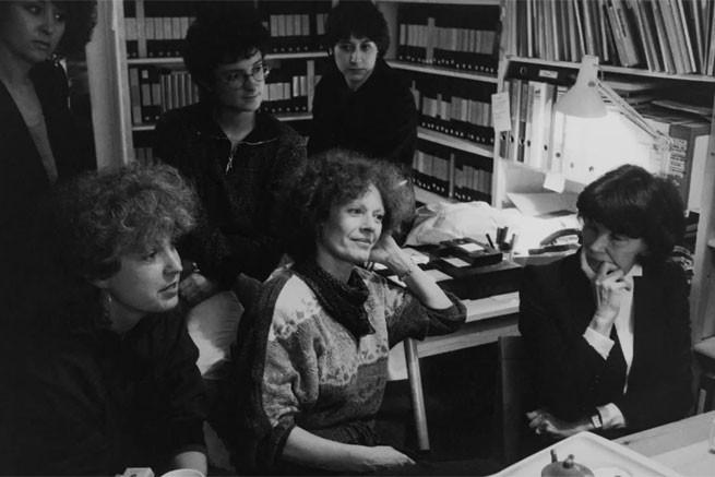 Les Insoumuses at Centre Audiovisual Simone de Beauvoir