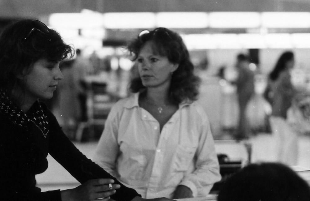 Carole and Delphine