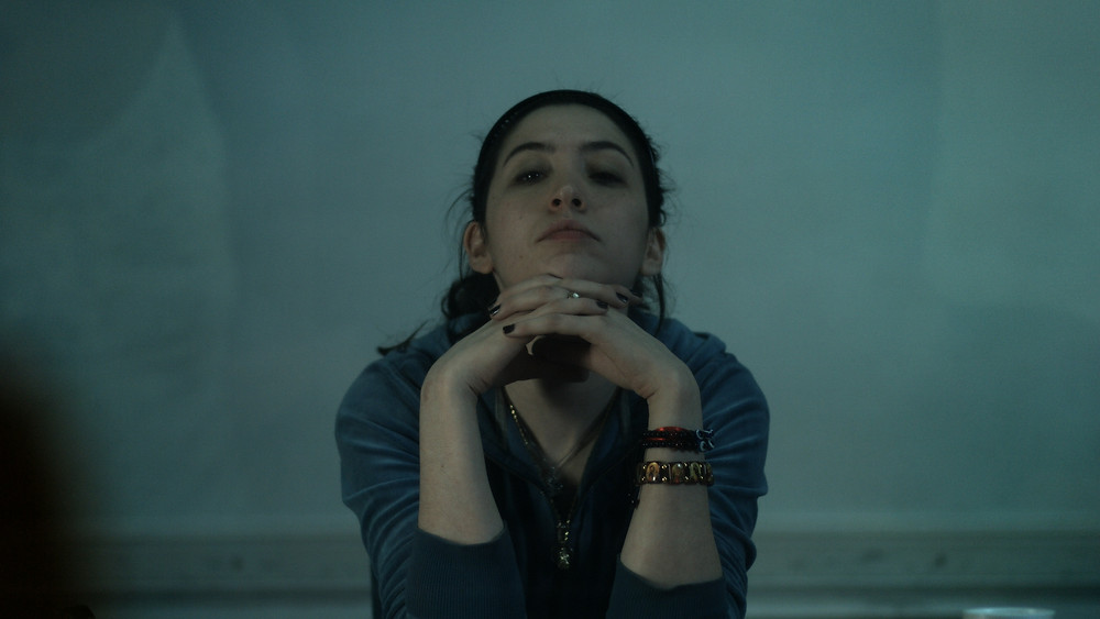 Sofía Gala Castiglione plays María, aka Alanis, a young mother working as a prostitute in Buenos Aires