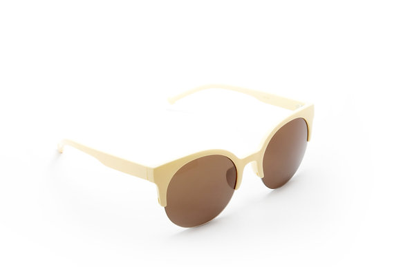 Óculos de Sol Bege